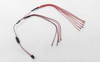 LED Light Set for Blazer Body K5 Set RC4WD Z-E0084 10 LED Head Tail Marker