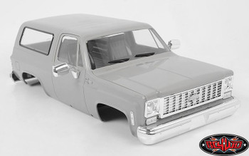 Chevrolet K5 Blazer Main Body ONLY Grey RC4WD TF2 Z-B0116 RC Cab Chevy