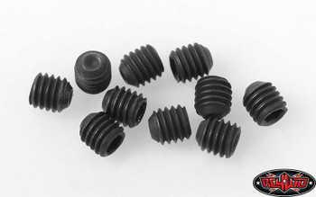 M3 X 3mm Set screw 10 Grub Screws Pinion Shaft RC4WD RC Z-S0124 Hex