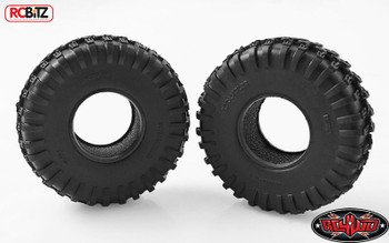 "Scrambler Offroad 1.0"" Scale Tires Tall Tyre 18th Micro G2 RC4WD Z-T0146 Gelande"
