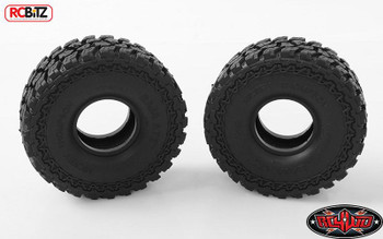 "RC4WD Mickey Thompson 1.55"" Baja ATZ P3 Scale Tires Z-T0148 Tall Class 2 RC"