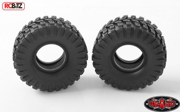 "Scrambler Offroad 1.55"" Scale Tires Wide tread Tyre 907mm RC4WD Z-T0152 D90 RC"