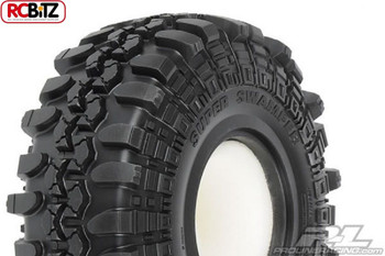 "Interco TSL SX Super Swamper 2.2"" G8 Rock Terrain Truck Tires 2 Memory Foam 1166"