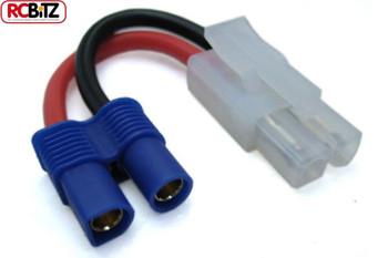 Etronix Male Tamiya Battery to Female EC3 Adaptor ESC ET0827 conversion Lead RC