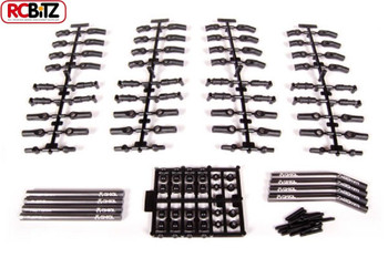 Axial Wraith Stage 1 Aluminium Links KIT includes all parts to UPGRADE AX30797