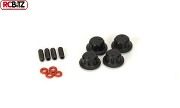 PRO-LINE Body Mount Secure-Loc Cap Kit for Pro-Line Body Mount Kits 6070-02