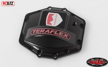 RC4WD Teraflex Diff Cover METAL Axial AR60 Wraith Z-S1678 inc bolts Bomber Yeti