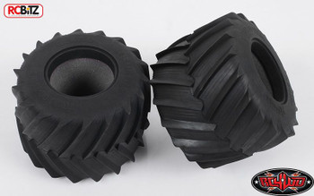 The Rumble Monster Truck Racing Tires RC4WD Z-T0015 Clod Buster Pulling Tyre RC