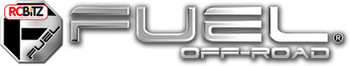 "RC4WD Fuel Offroad Hostage 2.2"" Beadlock Wheels Scale Bolt Detail Z-W0196 Bomber"