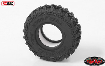 "RC4WD Goodyear Wrangler MT/R 1.9"" 4.19"" Scale Tires Z-T0160 Tyre Class 1 RC"