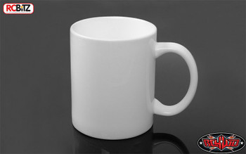 RC4WD Logo Official Mug WHITE Ceramic Promotional Merchandise Z-L0096 RC 4WD