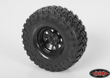 Compass 1.9 Scale Tires Tyre X2 SS Compound SOFT WIDE Great Traction All Terrain