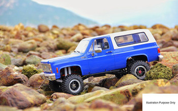 AMAZING RC4WD Trail Finder 2 RTR Chevrolet Blazer Body Set LIMITED Z-RTR0035