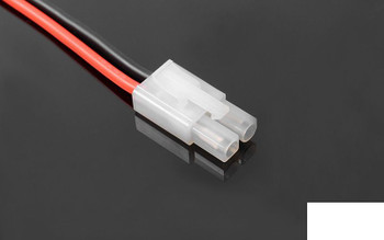 """""""T"""" Style Male to Tamiya Male Connector Adapter Lead RC4WD Z-E0085 140mm RC"""
