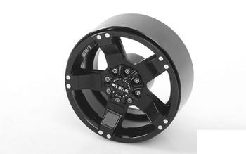 "RC4WD Mickey Thompson MT Metal Series MM245 2.2"" Wheels Z-W0216 5 Spoke RC"