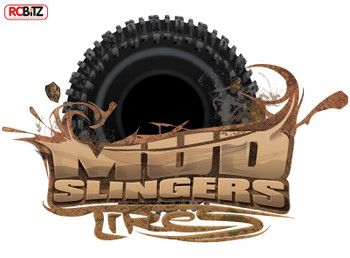 Mud Slinger 1.9 Scale Tyre by RC4WD SMALL Good in Mud CLASS 1 Tire Slingers