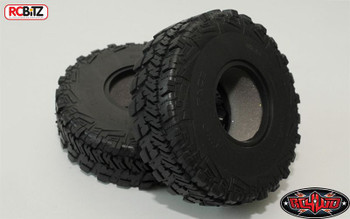 Two Face 2.2 Offroad Scale Tires Tyre RC4WD X3 Super Soft Compound Crawler Comp