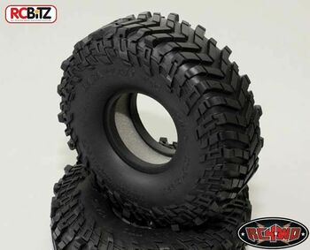 Mickey Thompson 2.2 Baja Claw TTC Scale Tyre (2) RC4WD + Foams Wide Tire Z-T0065