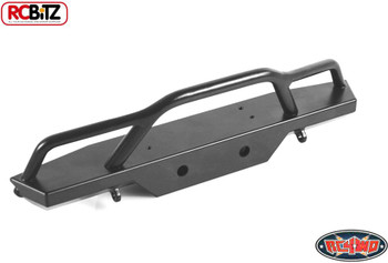 METAL Rampage Front Recovery Bumper UNIVERSAL fitting add brakets for SCX10 TF2