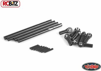 Rock Krawler 4 Link Package  Axial Jeep Rubicon SCX10 Long wheelbase Honcho TOY