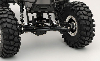 Mini 12mm Wheel Widener 4 by RC4WD fits Axial SCX10 Wraith AX10 and other RC's