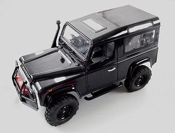 RC4WD Snorkel for Land Rover Defender D90 Gelande 2 body RUBBER easy to mount