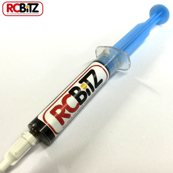 RC Shock GREASE for Silicone O-rings STOPS leaking great addition to toolbox