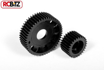 AX80010 Gear Set SCX10 AX10 Transmission regain smooth running Diff Idel Wraith