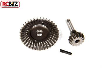 Axial SCX10 AX10 Heavy Duty Bevel gear Sets 36t14t AX30401 43t13t AX30402 38t13t[OVERDRIVE 36t/14t AX30401]