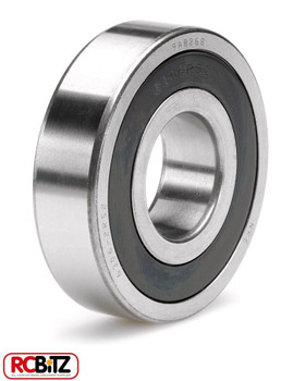 RC Bearings AXIAL SCX10 SCX-10 All Models COMPLETE set Metal Rubber Honcho Dingo[Rubber Shielded Bearings]