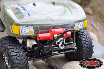 Tough Armor Competition Stinger Bumper for Axial SCX10 on 2.2 tyres WINCH Mount