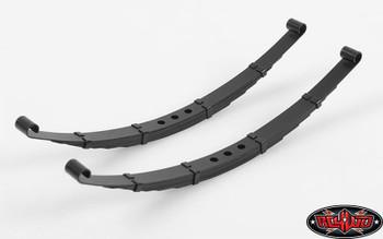 Super Scale Steel Leaf Spring for TF2 & Tamiya Bruiser Z-S1476 Scaler Detail