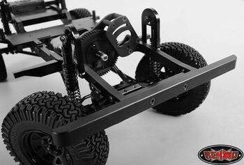 RC4WD Gelande 2 Front Replacement Stock METAL Bumper Z-S0800 G2 II