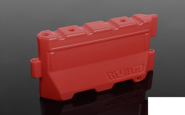 RC4WD Plastic 1/10 Construction Crash Barriers x10 Z-X0040 Fill w/ Sand or Water