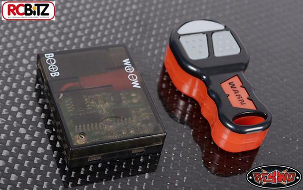 RC4WD Warn 10th Wireless Remote Receiver Winch Controller Set wires inc Bulldog