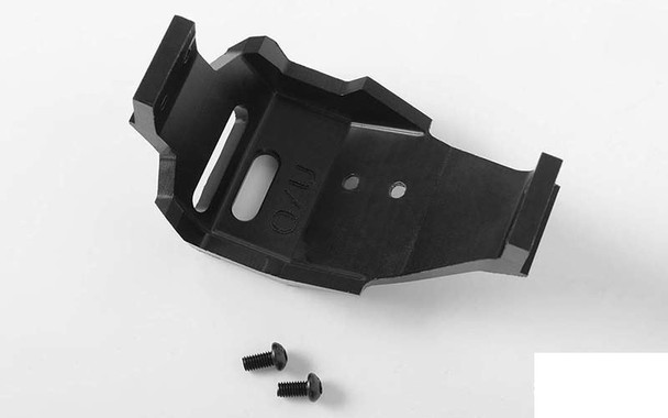 O/D TC Low Profile Delrin Skid Plate for TF2 SWB Z-S1819 RC4WD Over Under Drive
