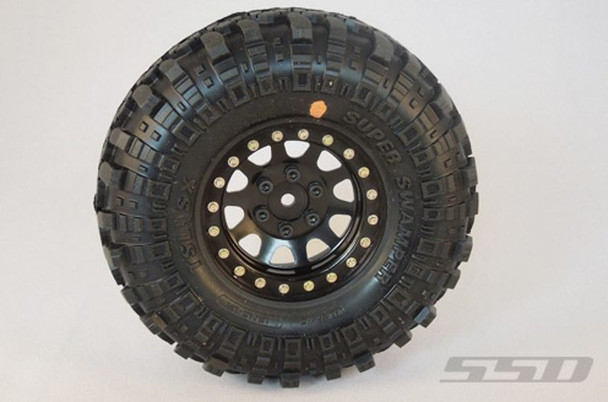 Shown fitted with a ProLine tyre - accepts most tyres. Tyre not included in sale.