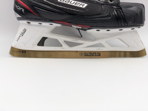 Tydan Gold Goalie Blades TIN Coated