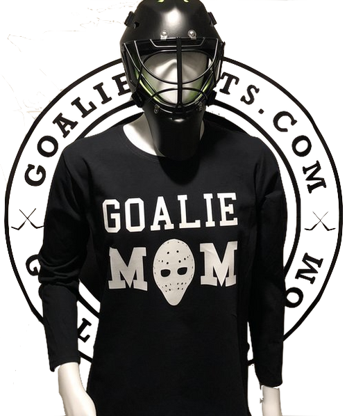 Goalie Mom Long Sleeve T-Shirt