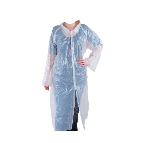 Polyethylene coat