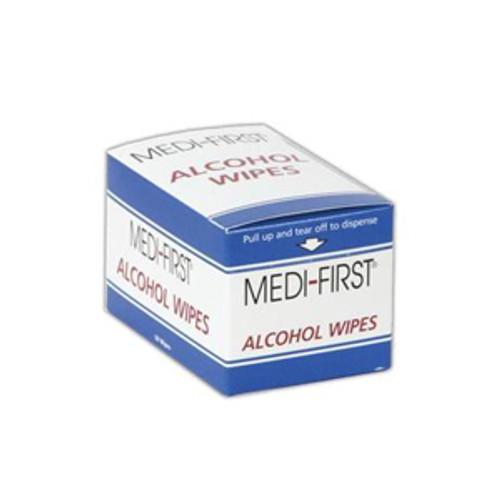 Alcohol Prep Pads - Box of 50