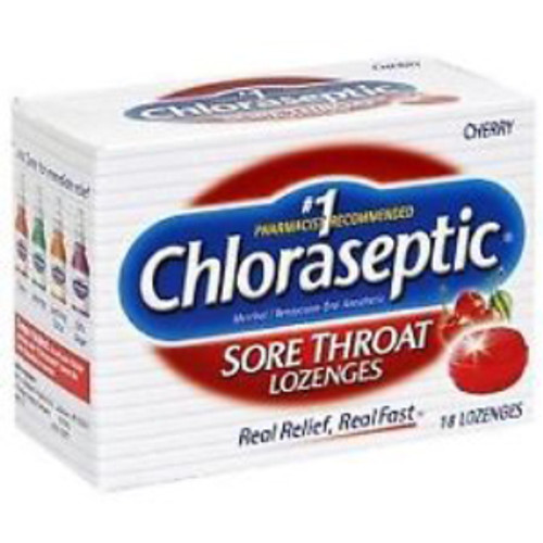 Chloraseptic Lozenges - Box of 24