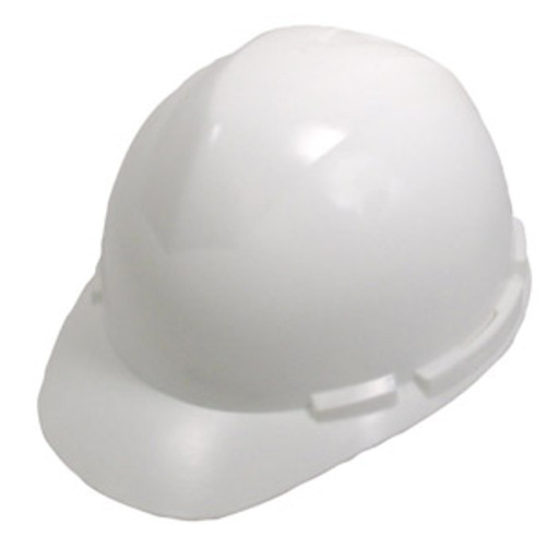 6 Point Suspension Rachet Cap Style Hard Hat