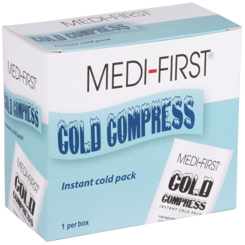 Large Instant Cold Compress