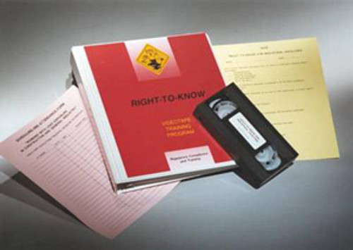 Right To Know for Construction Regulatory Kit
