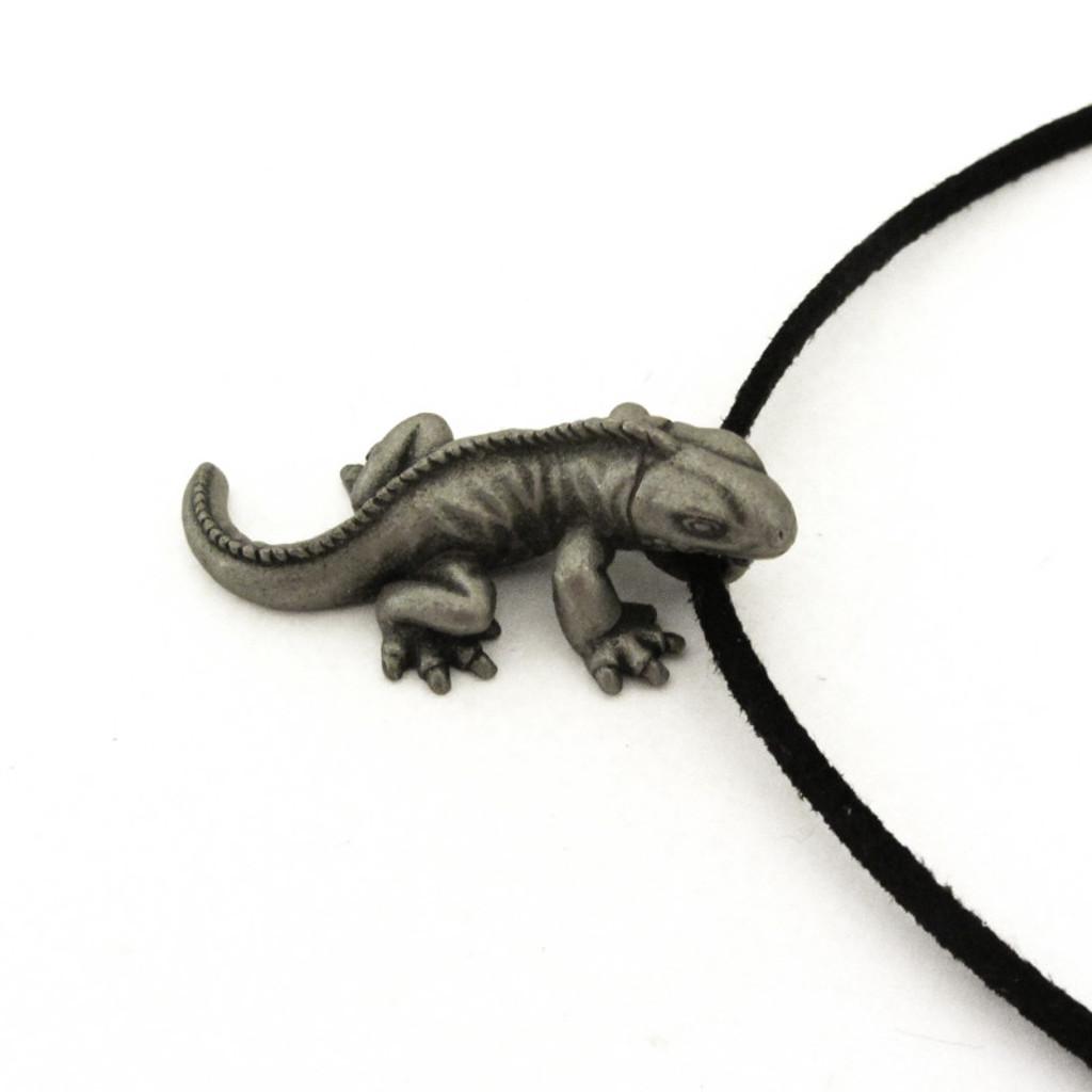 Iguana Necklace