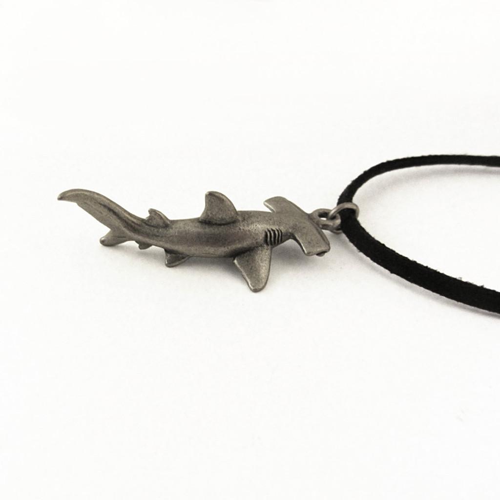 hammerhead shark necklace