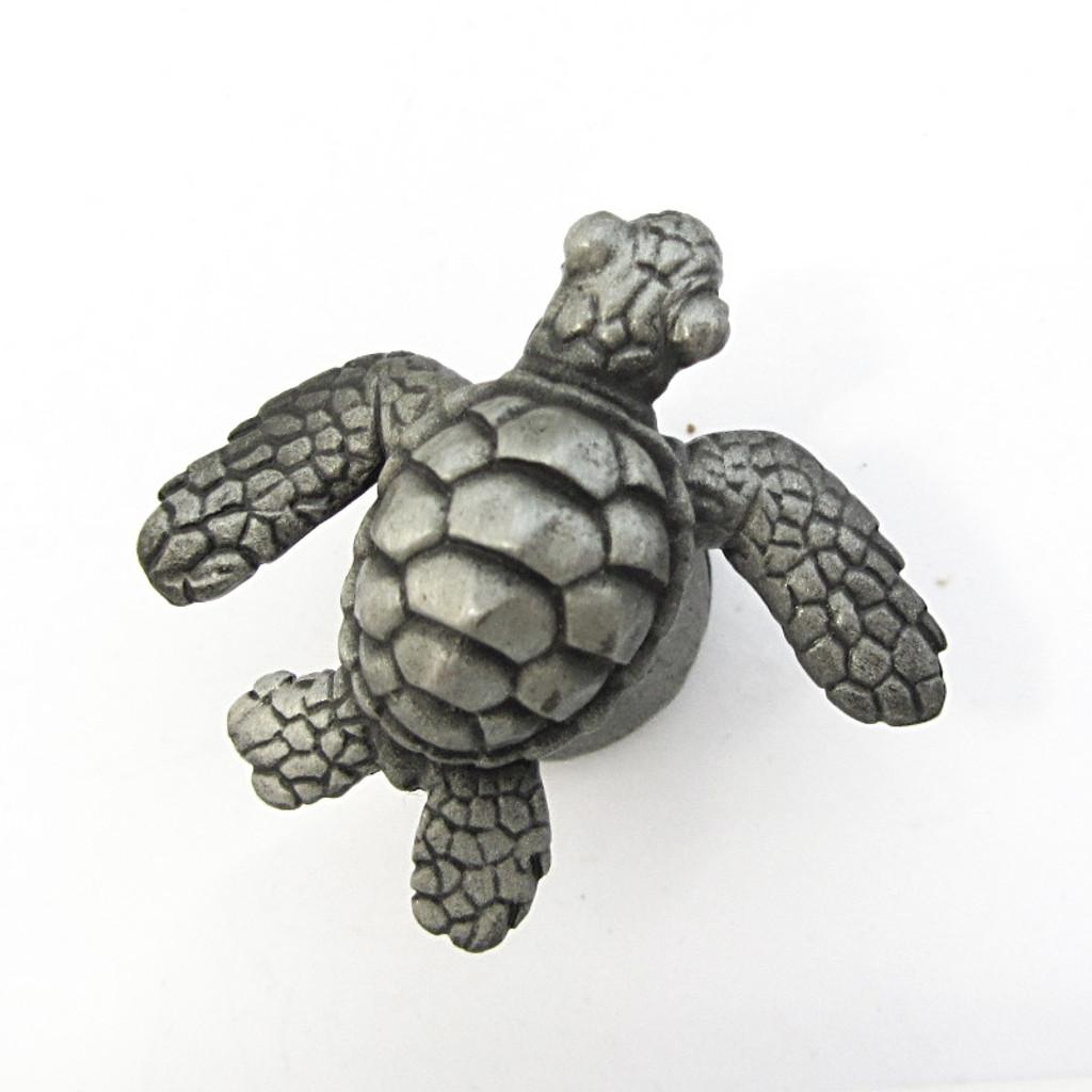 Sea Turtle Drawer Pull