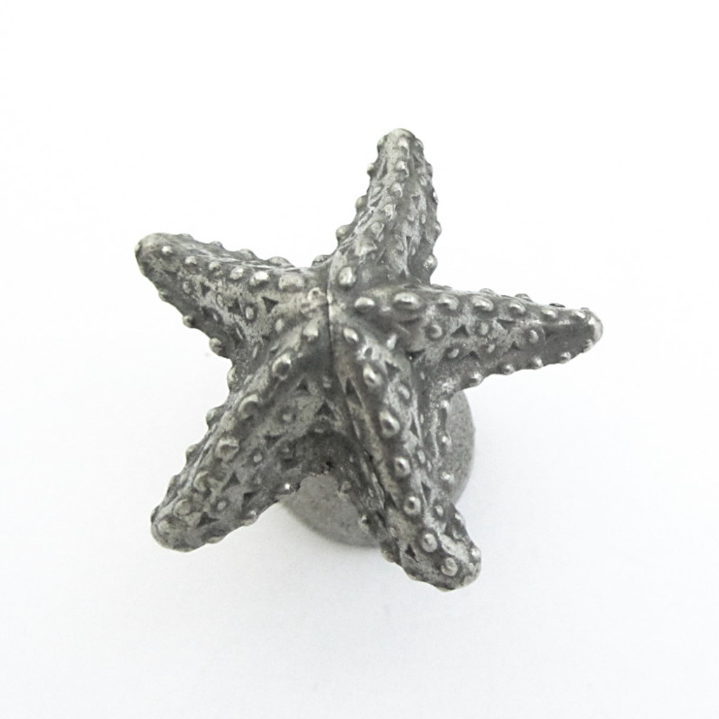 starfish drawer pull