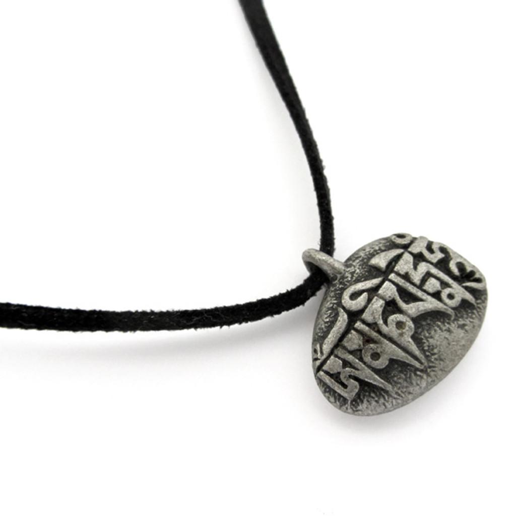 Mani Stone Pendant om mani padme hum